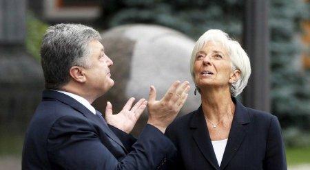 Poroshenko Lagarde