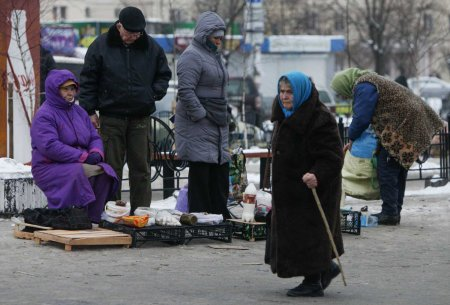 ukraine women poverty