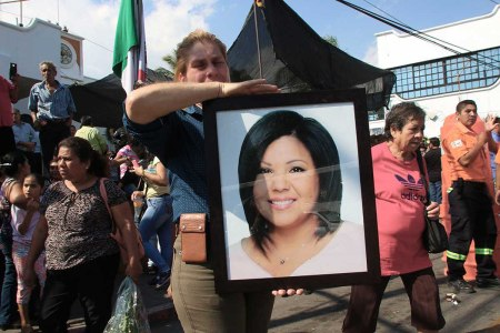 Gisela Mota murdered