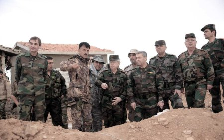 General Suheil al-Hassan tiger forces