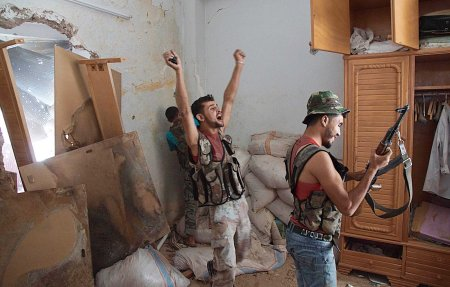 Assad FSA militants crazy
