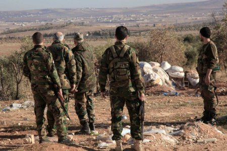 syrian-soldiers